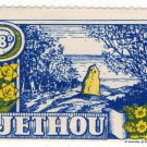 (I.B) Cinderella Collection : Jethou Island 1/6d