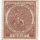 (I.B) New Zealand Revenue : Post Office Savings Bank 1d