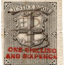 (I.B) QV Revenue : Justice Room 1/6d