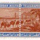 (I.B) Egypt Telegraphs : Military Telegraph 5m