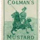 (I.B) Cinderella Collection : Colman's of Norwich (Lancer)