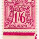(I.B) George V Revenue : Health & Pensions Insurance 1/6d