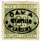 (I.B) The Highland Railway : Letter 2d (Dava Station)