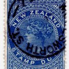 (I.B) New Zealand Revenue : Stamp Duty 2/- (Molesworth Street)