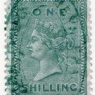 (I.B) QV Revenue : Foreign Bill 1/- (1872)