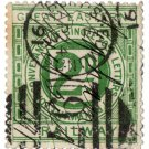 (I.B) Great Eastern Railway : Letter Stamp 2d (Bury St Edmunds)