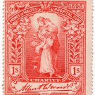 (I.B) Cinderella Collection : Prince of Wales Hospital Fund 1/- (1898)