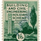 (I.B) Cinderella : Building & Civil Engineering Holidays 1/6d