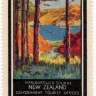 (I.B) New Zealand Cinderella : Tourist Office (Marlborough Sound)