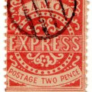 (I.B) Samoa Postal : Express 2d