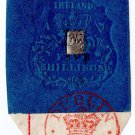 (I.B) QV Revenue : Ireland Impressed Duty 5/- (Dublin 1861)