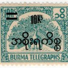 (I.B) Burma Telegraphs : New Currency Surcharge 10K on 10R OP
