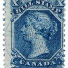 (I.B) Canada Revenue : Bill Stamp 10c (perf 12)
