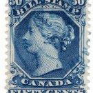 (I.B) Canada Revenue : Bill Stamp 50c