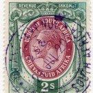 (I.B) South Africa Revenue : Duty Stamp 2/- (Inland Revenue)