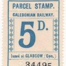 (I.B) Caledonian Railway : Parcel 5d (Glasgow)