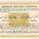 (I.B) US Cinderella : International Philatelic Currency $1 (Michigan 1934)