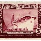 (I.B) Cinderella Collection : Festival of Britain (Festival Ship 3d)