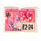 (I.B) Elizabeth II Revenue : National Insurance £2.24