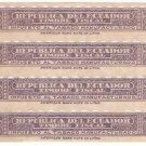 (I.B) Ecuador Revenue : Tobacco Duty 5c
