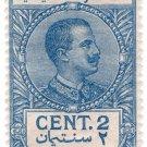 (I.B) Italy (Libya) Revenue : Duty Stamp 2c (1918)