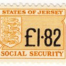 (I.B) Jersey Revenue : Social Security £1.82