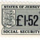 (I.B) Jersey Revenue : Social Security £1.52