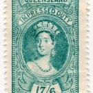 (I.B) Australia - Queensland Revenue : Impressed Duty 17/6d