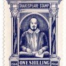 (I.B) Cinderella : Shakespeare Memorial Stamp 1d (1964)