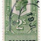 (I.B) George V Revenue : Passport 2/-
