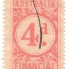 (I.B) Australia - Western Australia Revenue : Financial Emergency Tax 4d