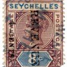 (I.B) Seychelles Revenue : Internal Revenue 4c on 8c
