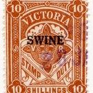 (I.B) Australia - Victoria Revenue : Swine Duty 10/-