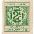 (I.B) County Donegal Railways : Letter 2d