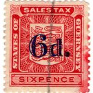 (I.B) Guernsey Revenue : Sales Tax 6d