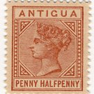 (I.B) Cinderella Collection : Fantasy Issue - Antigua 1½d
