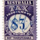 (I.B) Australia Revenue : Tax Instalment $1