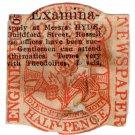 (I.B) George IV Revenue : Newspaper Duty 1½d (Engineering)