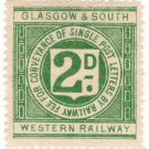 (I.B) Glasgow & South Western Railway : Letter 2d