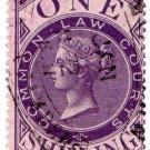 (I.B) QV Revenue : Common Law Courts 1/-