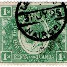 (I.B) KUT Revenue : Kenya & Uganda 1/- (Law Courts)