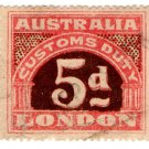 (I.B) Australia Revenue : Customs Duty 5d