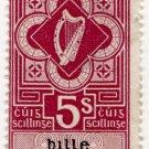 (I.B) Ireland Revenue : Foreign Bill 5/-