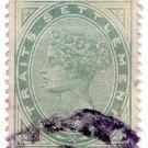 (I.B) Straits Settlements Revenue : Duty Stamp $2