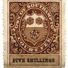 (I.B) Southampton Revenue : Town Court Fees 5/-
