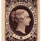 (I.B) Cinderella : 2nd Philatelic Congress (London 1910)