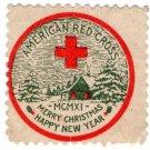 (I.B) US Cinderella : American Red Cross 1911