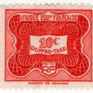 (I.B) France Colonial Revenue : Equatorial 10c