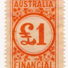 (I.B) Australia - Western Australia Revenue : Financial Emergency Tax £1