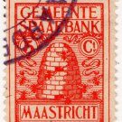 (I.B) Netherlands Revenue : Town Savings Bank 5c (Maastricht)